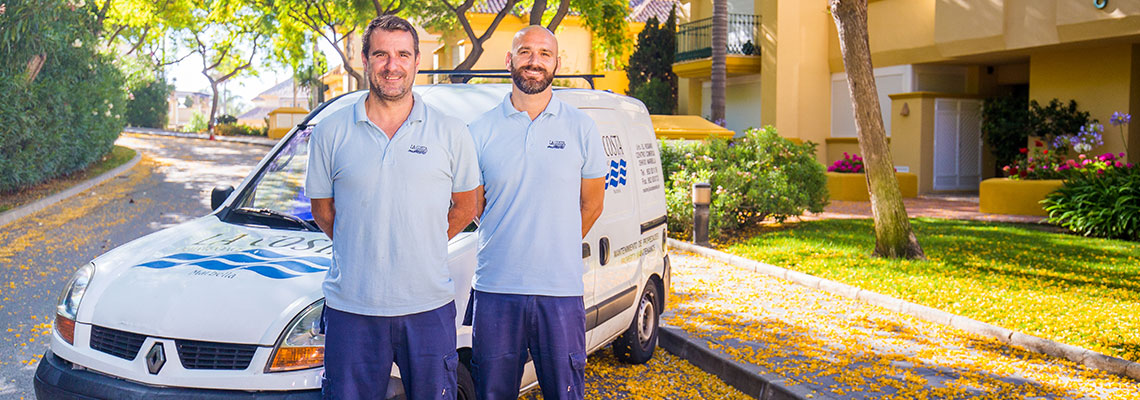 Property Maintenance in Marbella